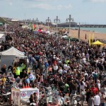 Annual Harley Burn up to Brighton taken by motorcyclenews.com
