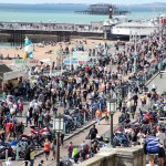 Annual Burn up to Brighton taken by motorcyclenews.com
