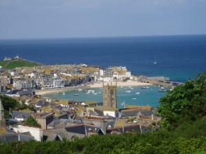 St Ives Cornwall May 08