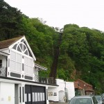 Funicular Railway Lynmouth to Linton Sep 07