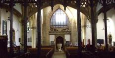 Inside St Mary's Rushden