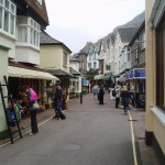 Lynmouth shopping street April 2006 038
