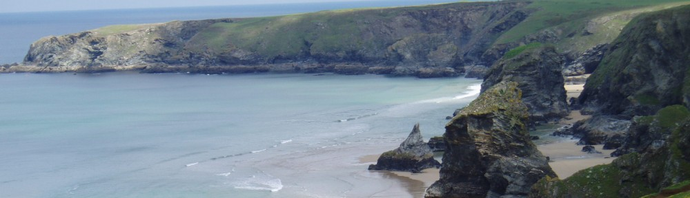 Beaches and Walks near Porthcothan